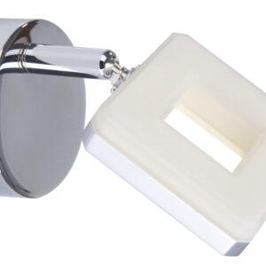 CYNTHIA LAMPA KINKIET 1X5W LED CHROM - 91-60808