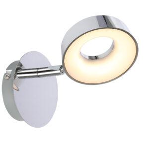 ISLA LAMPA KINKIET 1X4W LED CHROM 3000K - 91-61706