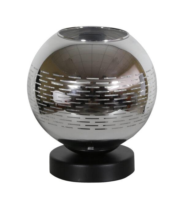 TRIO 2 LAMPA GABINETOWA 1X60W E27 CHROM - 41-62871