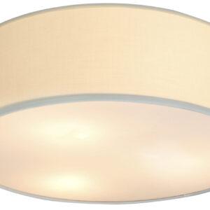 KIOTO LAMPA SUFITOWA 50 3X40W E27 KREMOWY - 31-64714