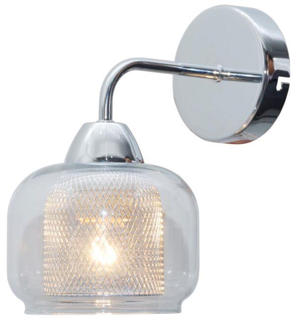 RAY LAMPA KINKIET 1X40W E14 CHROM - 21-67067