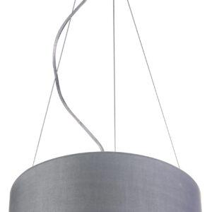 KIOTO LAMPA WISZĄCA 40 3X40W E27 JASNO SZARY - 31-67722