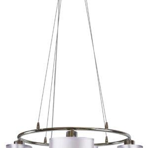BAN LAMPA WISZĄCA 4X40W E14 CHROM - 34-70807