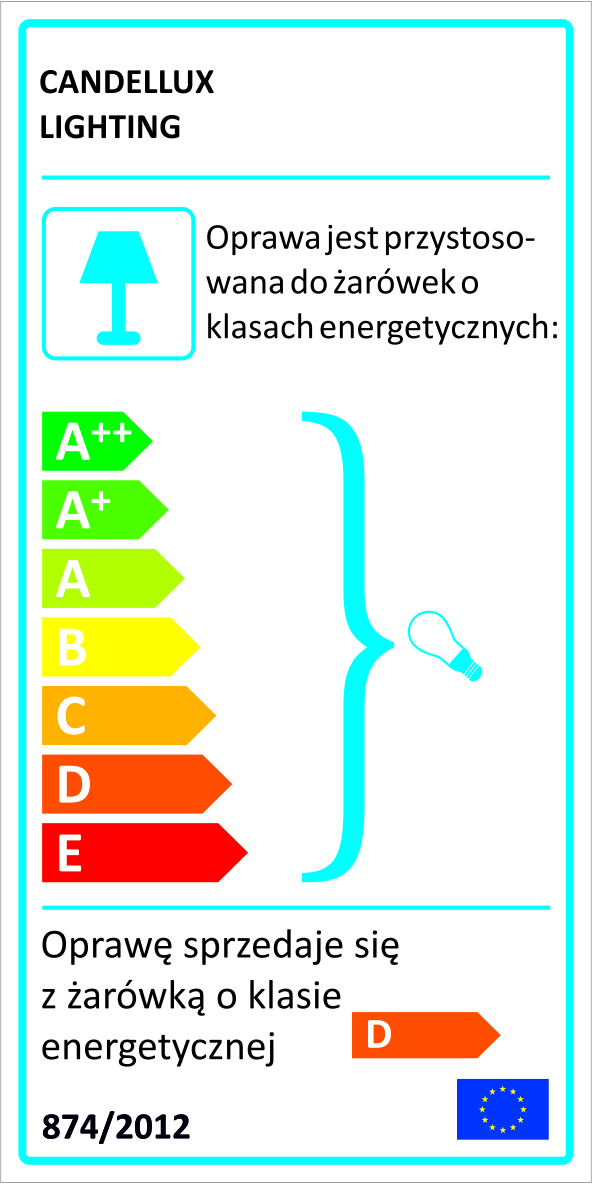 ROYAL LAMPA SUFITOWA LISTWA 2X40W G9 CHROM+KRYSZTAŁKI - 92-28030