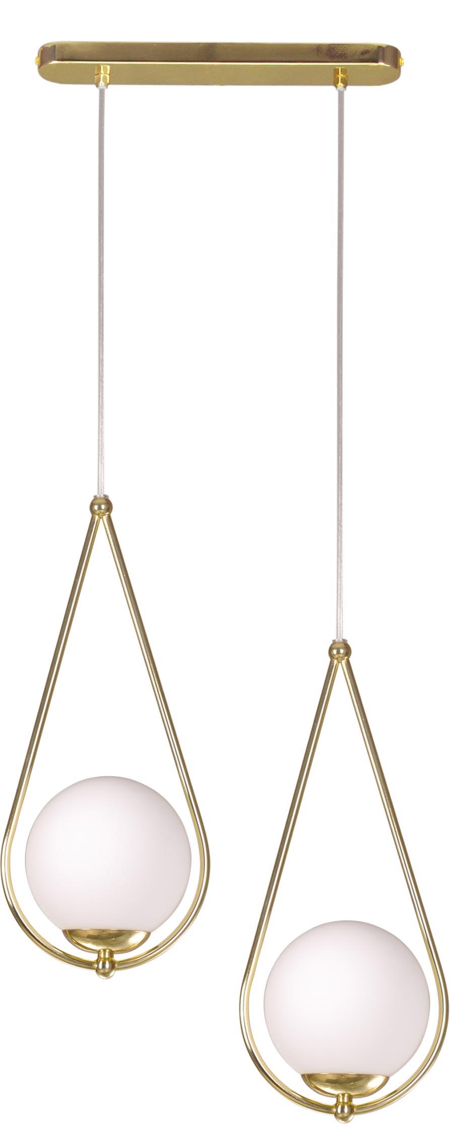 Lampa wisząca K-4776 z serii NEVE GOLD