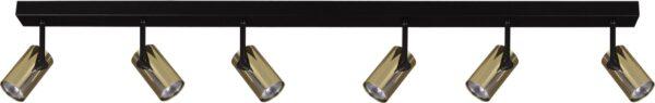 Lampy na listwie K-4838 z serii HORIN