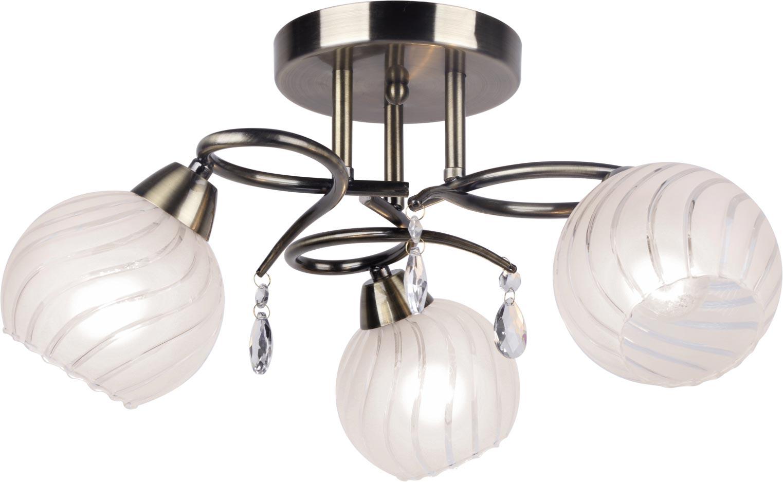 Lampa sufitowa K-JSL-6543/3 AB z serii DUKAT