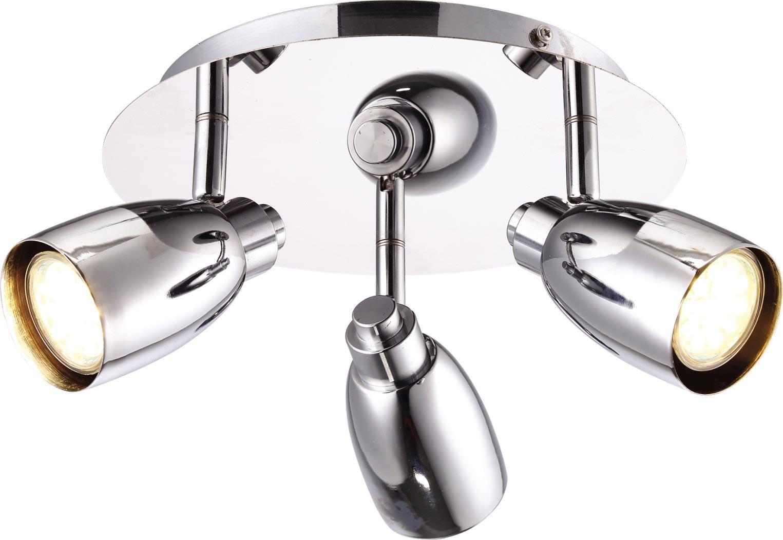 Lampa sufitowa K-8007-3 CHR z serii PICARDO