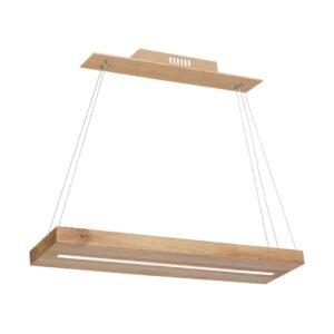 FSC 100% Lampa Wisząca LOG 12W LED - FSC100%MLP584