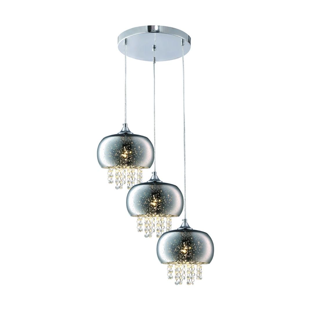 LAMPA WISZĄCA STARLIGHT 3xE14 - ML3788