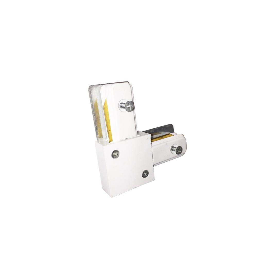 Łącznik Lampy TRACK LIGHT White Typ L - ML3918