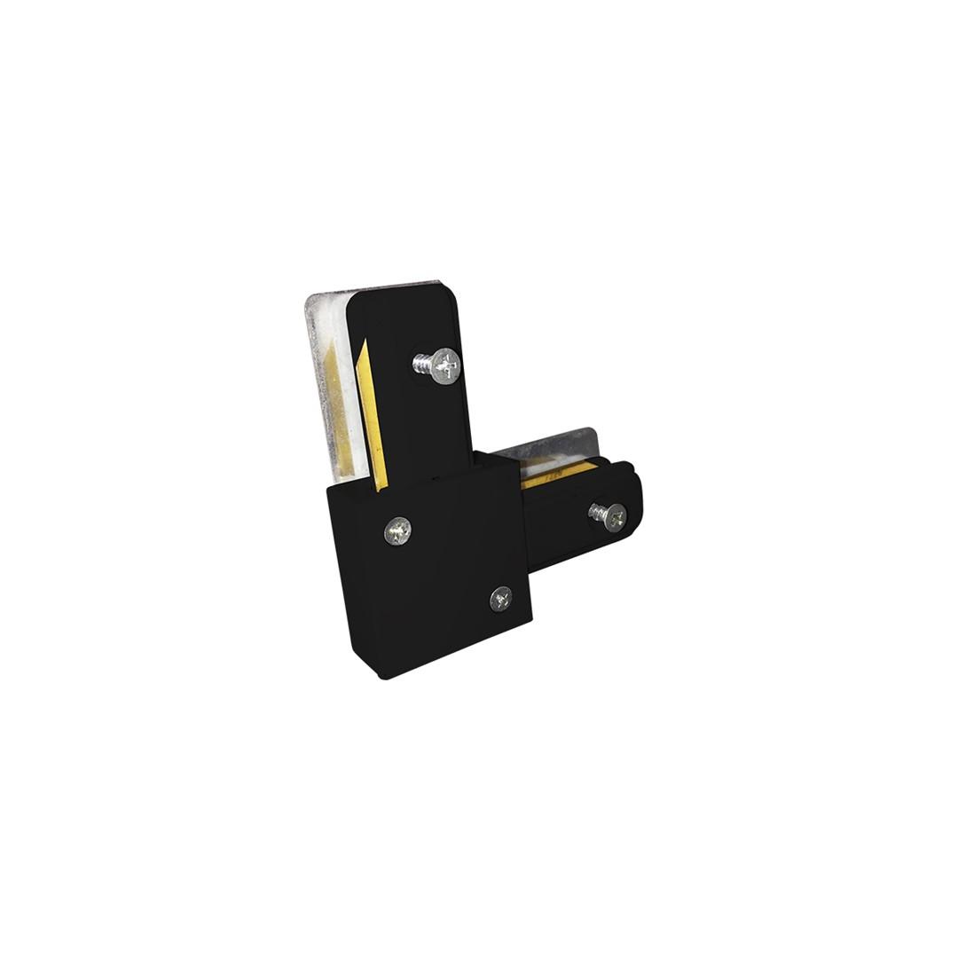 Łącznik Lampy TRACK LIGHT Black Typ L - ML3919