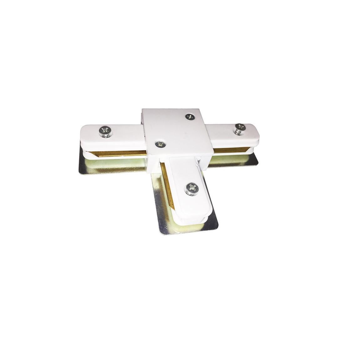 Łącznik Lampy TRACK LIGHT White Typ T - ML3920