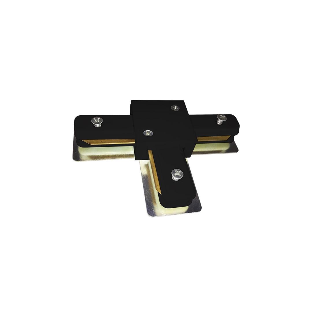 Łącznik Lampy TRACK LIGHT Black Typ T - ML3921