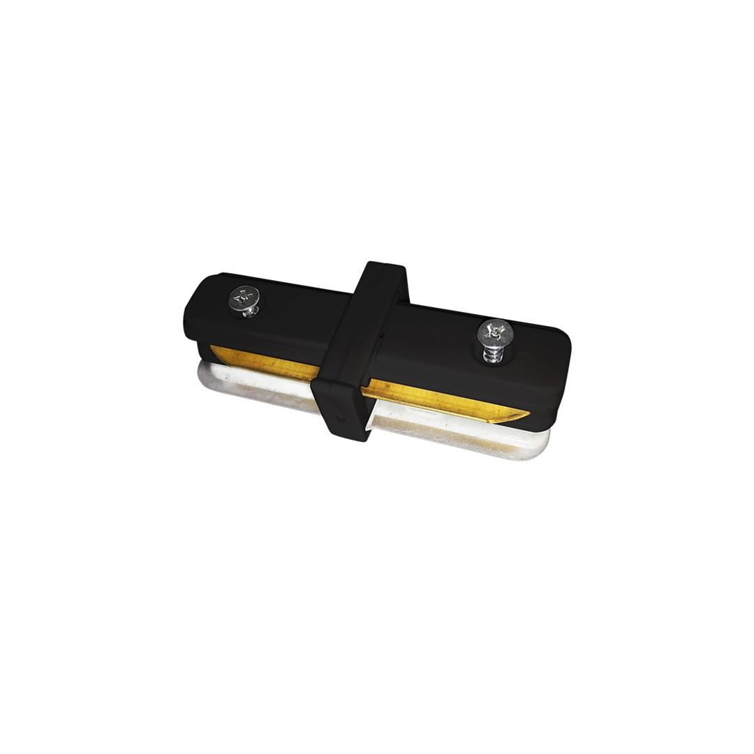 Łącznik Lampy TRACK LIGHT Black Typ prosty - ML3923