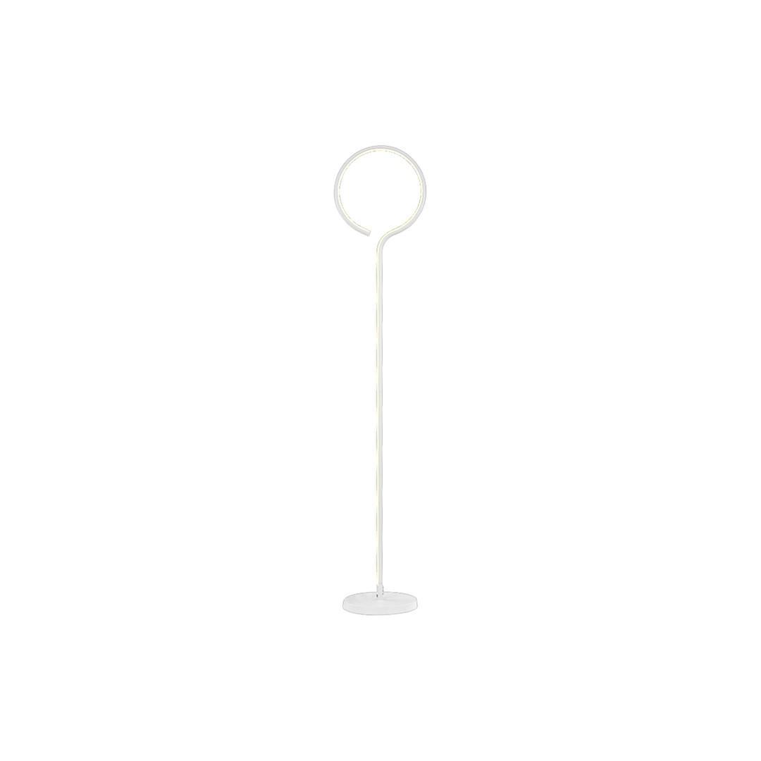 LAMPA STOJĄCA ORION WHITE 35W LED - ML505