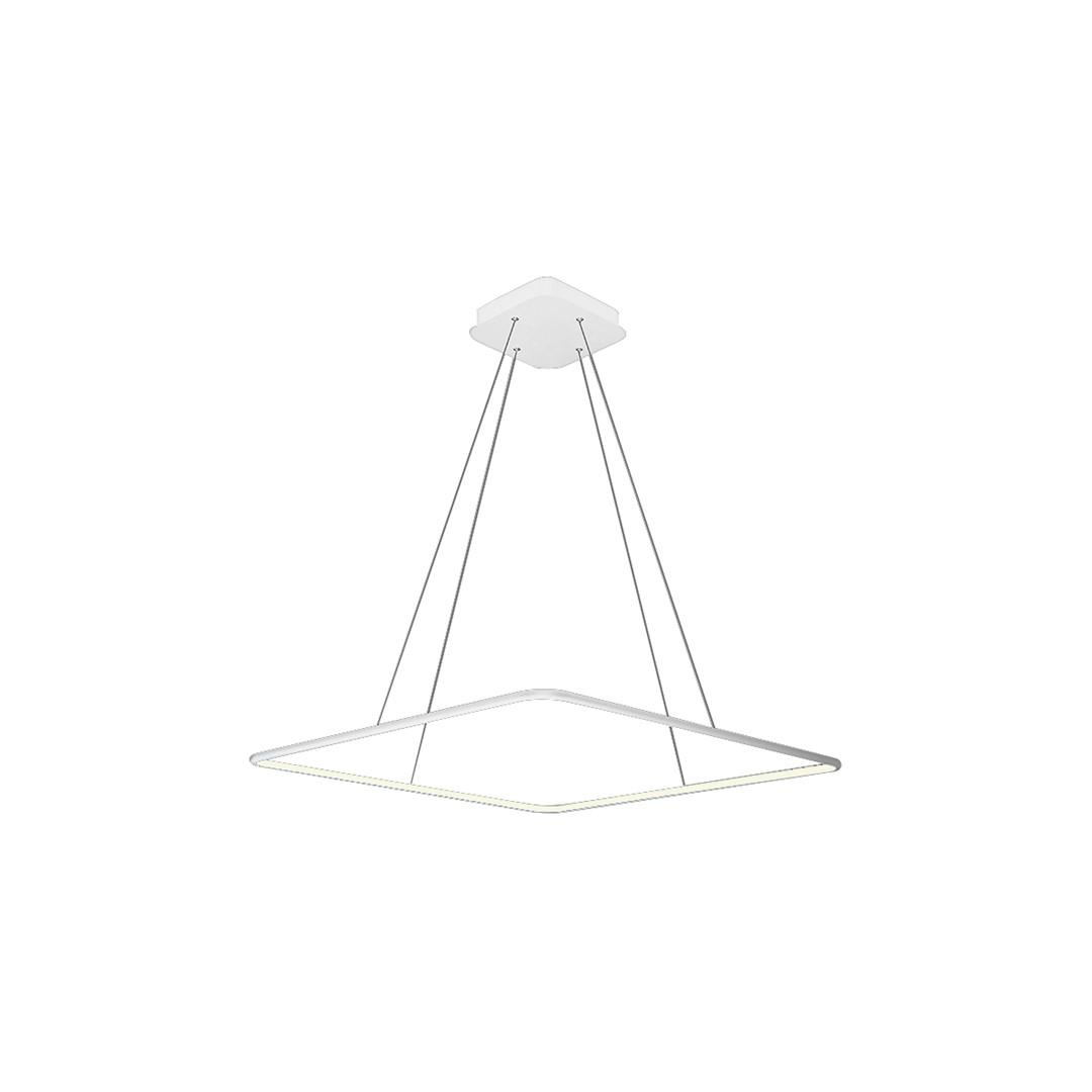 LAMPA WISZĄCA NIX WHITE 25W LED - ML513