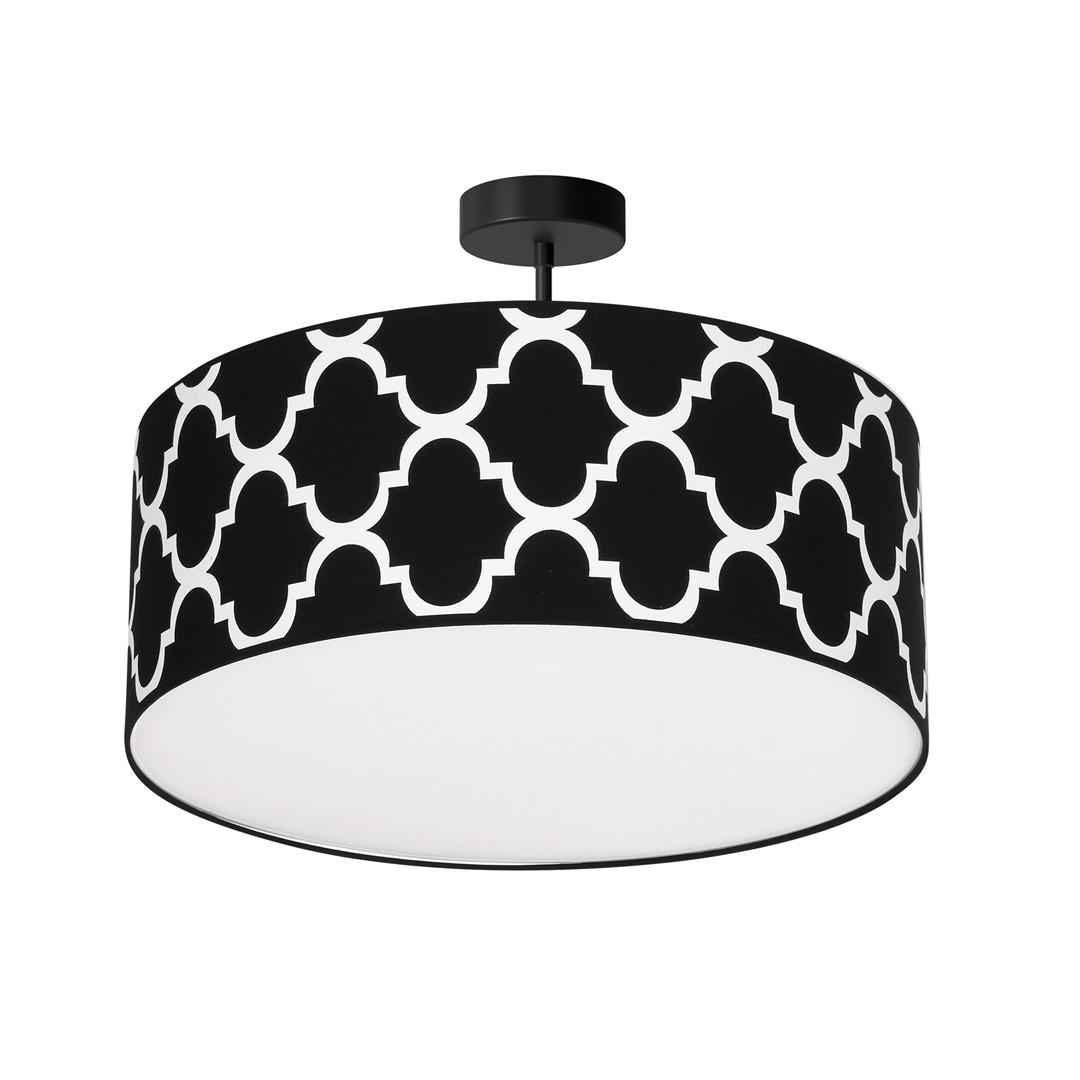 Lampa wisząca PIERRE BLACK 3xE27 - MLP4418