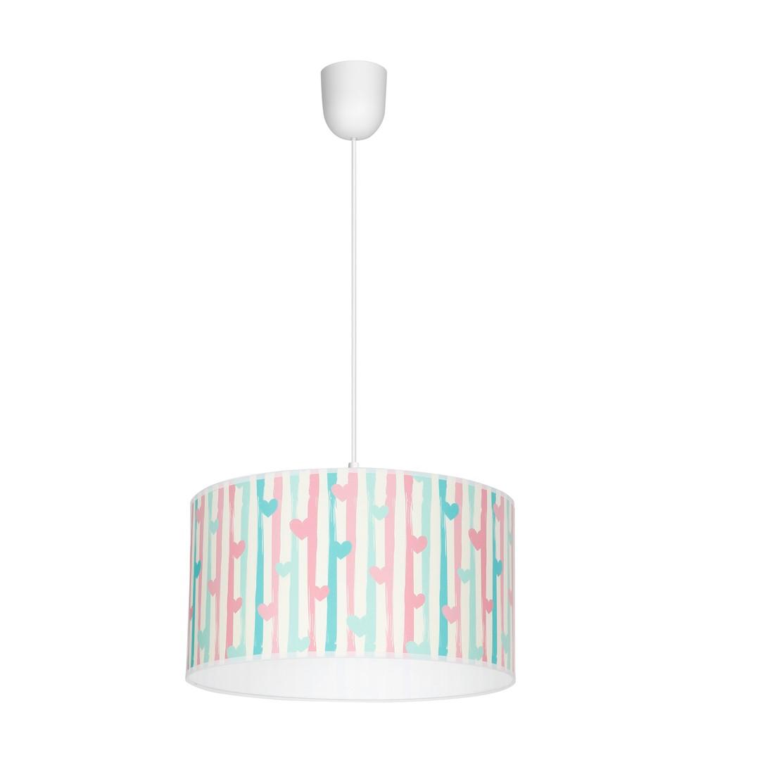 Lampa wisząca LOVELY 1xE27 - MLP4946