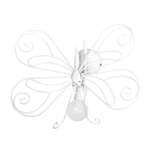 Kinikiet MOTYL 2 WHITE 1xE27 - MLP5331