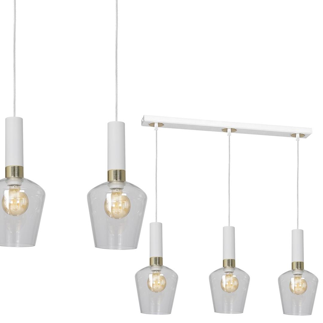 Lampa wisząca ROMA WHITE 3xE27 - MLP6488