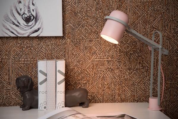 Lampa ścienna BASTIN - 05535/01/66