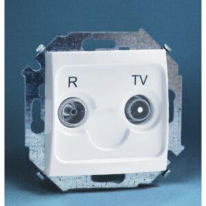 Gniazdo antenowe RTV końcowe (moduł) - 1591486_030K