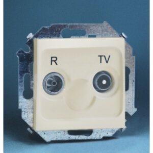 Gniazdo antenowe RTV końcowe (moduł) - 1591486_031K