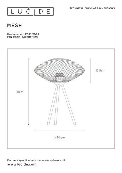 Lampa stojąca MESH - 21523/01/02