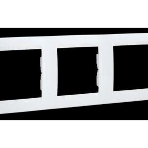 Ramka 3-krotna - uniwersalna poziom i pion - 1501630_030K