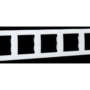Ramka 5-krotna - uniwersalna poziom i pion - 1501650_030K