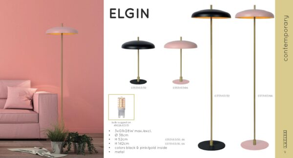 Lampa stojąca ELGIN - 03731/03/30