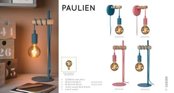 Lampa ścienna PAULIEN - 08227/01/66