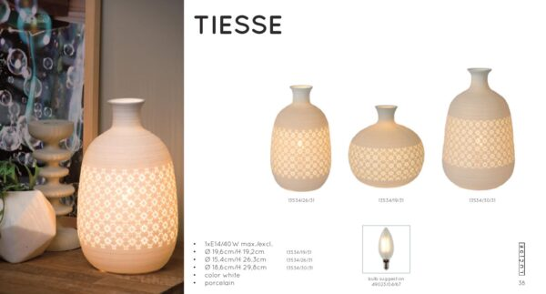 Lampa stojąca TIESSE - 13534/26/31