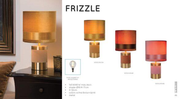 Lampa stojąca EXTRAVAGANZA FRIZZLE - 10500/81/34
