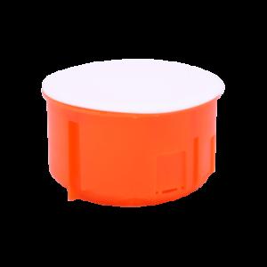 Puszka 80 Jednokrotna płytka - PU_PP-F80PL-P
